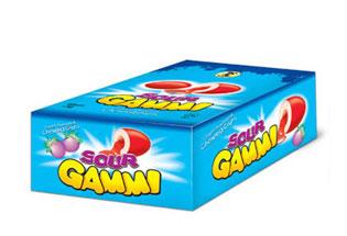 Chewing Gum, Sour Gammi MBG 2203