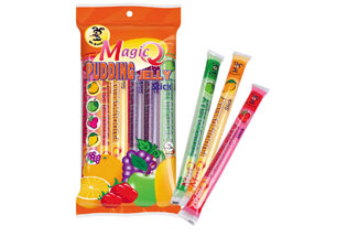 Pudding Jelly Stick, Magic Q MBJ 0903
