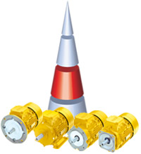 EUSAS-System motors
