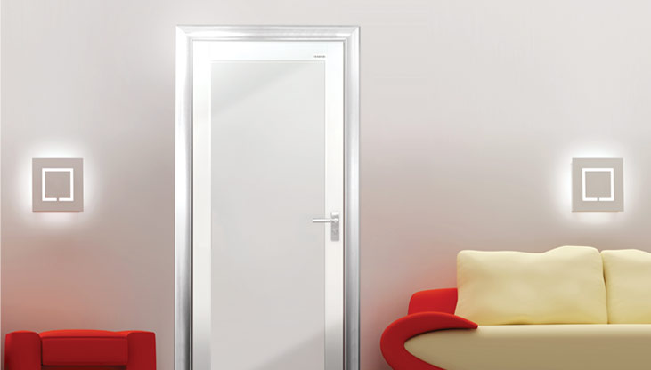 Buy Aluminium Swing Door, 4413