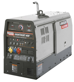 Buy Lincoln Vantage 400/500 Engine Driven Welder