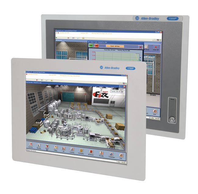 Buy Rockwell Automation Integrated Display Computers