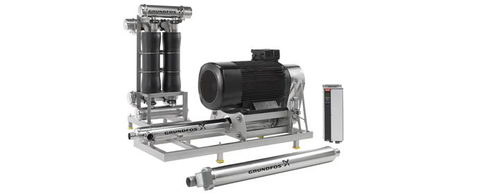 Grundfos BMEX pump