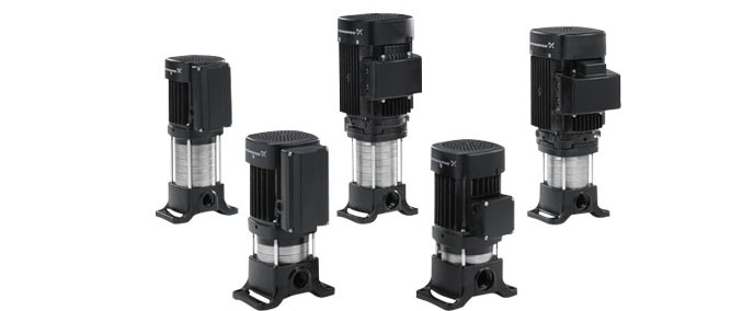 Multistage centrifugal pumps CMV