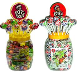 Lollipops, Big Top