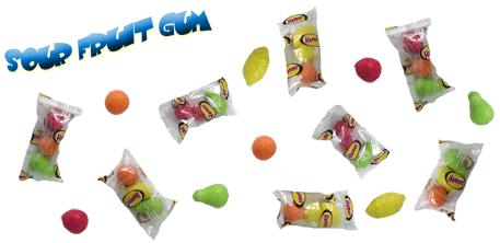 Sour Fruit Gum, GJ 101