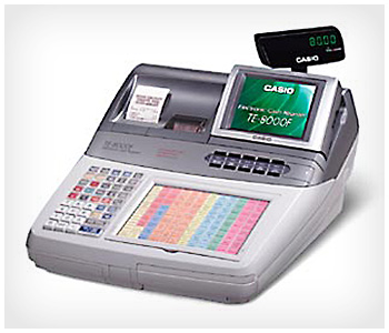 Buy Innovative Cash Registers With Color Multi-Line Lcd Screen