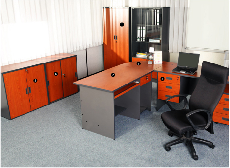 Buy Wooden Office Furniture