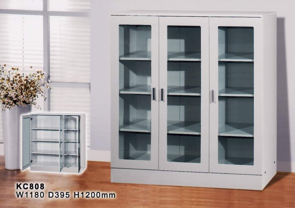 Buy KC 808 white Kitchen cabinet