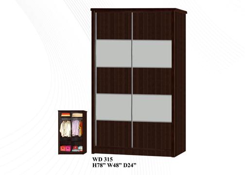 Buy Wardrobe WD 315