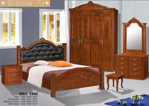 Buy Bedroom Set BRS1888