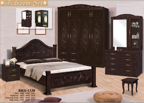 Buy Bedroom Set BRS1338