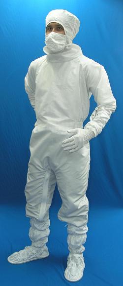 Buy Cleanroom Underzip Jumpsuit