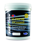 Decorative Interior Wall Paint, Supreme Guard