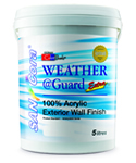 Buy Exterior Acrylic-based Emulsion Paint, Weather Guard