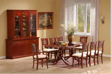 Buy Dining Set SF-T8EX Sofia