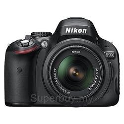Buy Nikon D5100 (KIT) FREE 8GB + BAG DSLR Camera