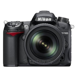 Buy Nikon DSLR Camera D7000 FOC 8GB & BAG FREE 50mm lens