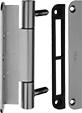 STU door hinges for steel frame
