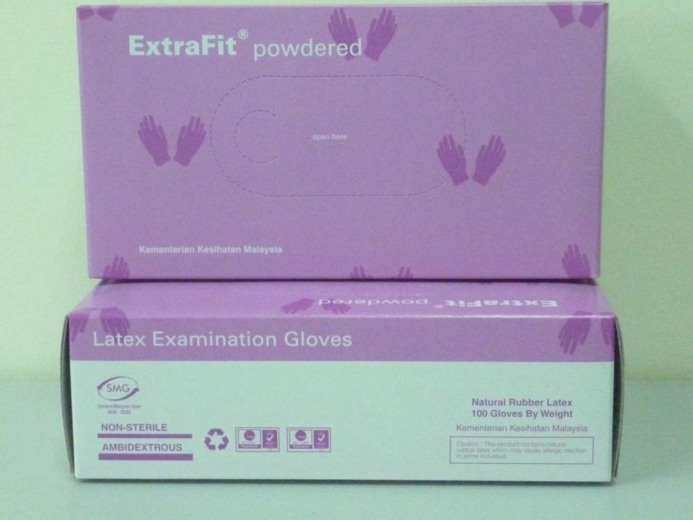 Buy Powdered Examination Gloves
