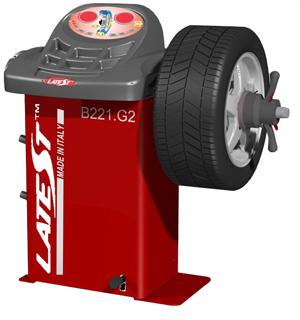 Buy B221 Digital Wheel Balancer