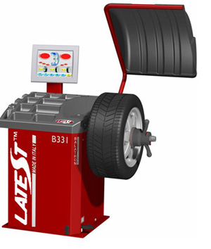 Buy B331 Digital Wheel Balancer