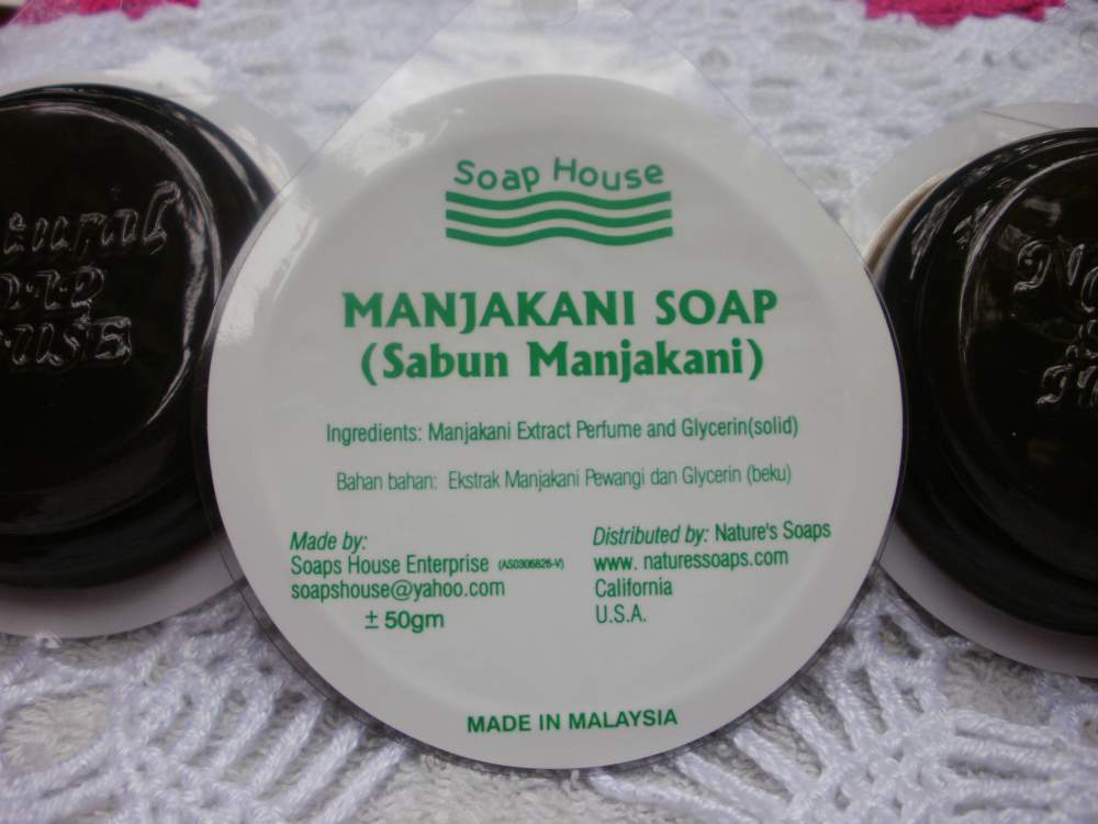 Buy Manja Natural Soap