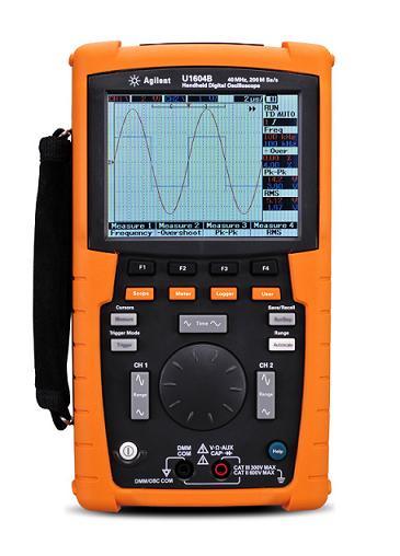 Buy Handheld Oscilloscope, Agilent U1604B