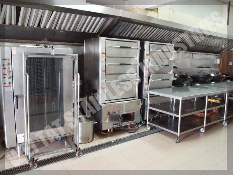 Chinese Restaurant Kitchen Equipment chinese restaurant kitchen solution — buy chinese restaurant