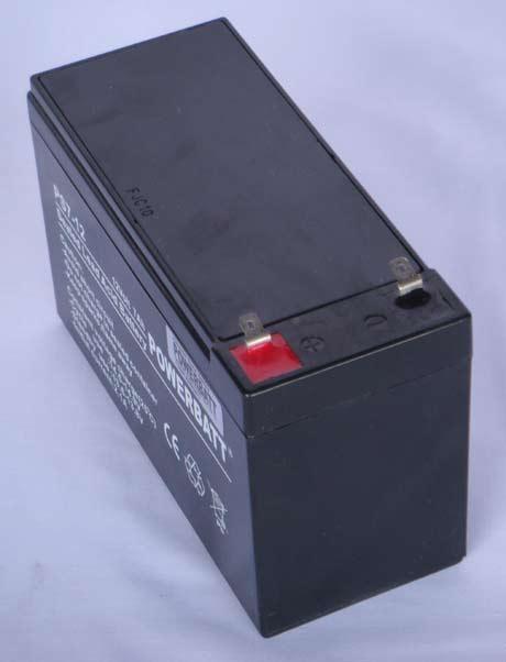 Buy 7Ah 12V Rechargeable VRLA Sealed Lead Acid Battery