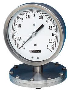 Buy Diaphragm pressure gauge