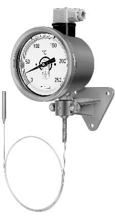 Buy Gas pressure thermometer