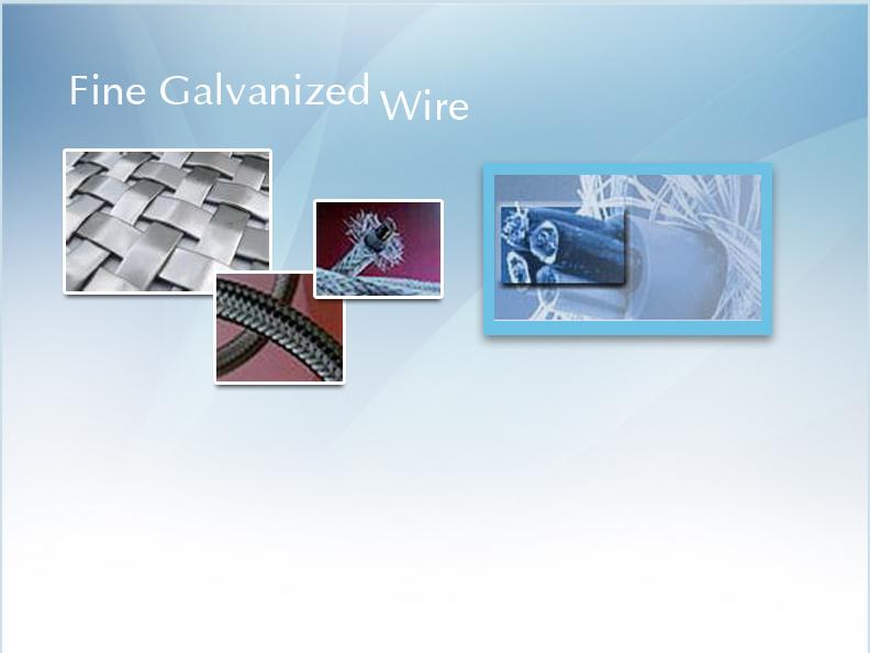 Buy Fine Galvanised Wire