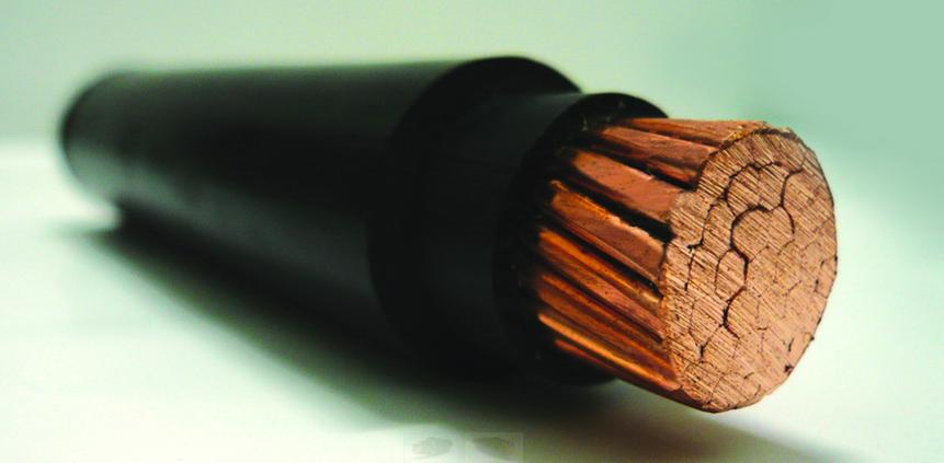Buy Single core 450/750V, PVC insulated, non-sheathed, copper or aluminium conductor