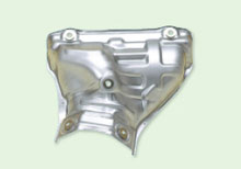 Buy Thermal insulation cover for exhaust manifold