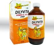 Vitamin A, D & C Mixture, Dilyvita