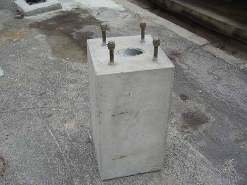 Buy Concrete Stump
