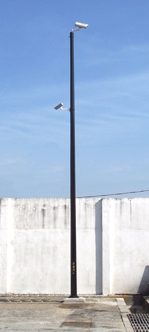 Buy CCTV Concrete Poles