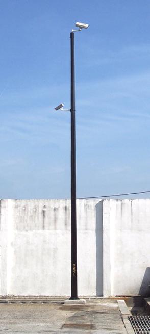 Buy CCTV Concrete Poles