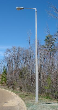Buy Street Lighting Concrete Poles