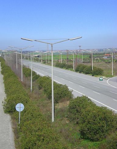 Buy Telecommunication Concrete Poles