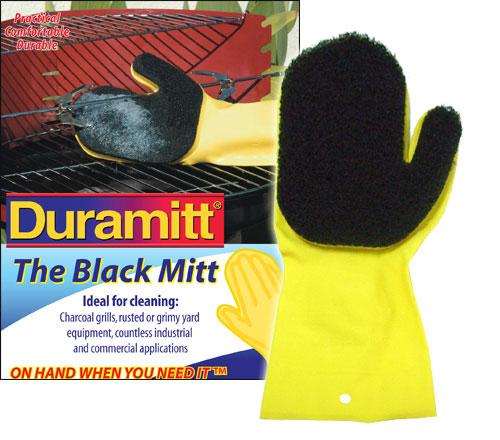 Buy Black Mitt