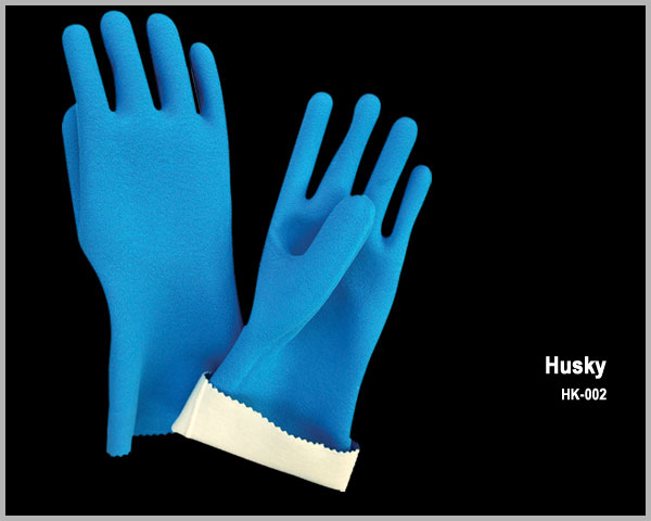 Buy Cotton Interlock Liner With Natural Latex Full Dipped Glove