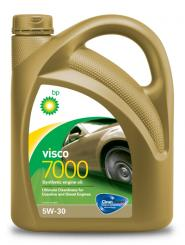 BP Visco 7000 5W-30 with CleanGuard™ Engine Protection Technology is a Super Premium fully synthetic engine oil