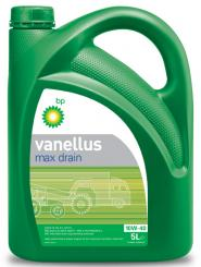 Vanellus Max Drain 10W-40 is a heavy duty diesel engine oil