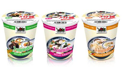 Buy Nature's Own 3 minutes Porridge (Chicken) - Orange