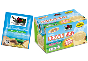 Buy Nature's Own Instant Brown Rice Beverage All In One (Original)