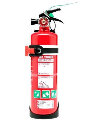 Powder Fire Extinguisher 1kg