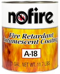 Fire Retardant Paint, NoFire A-18