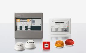 Fire Alarm Panel, Siemens Cerberus Pro
